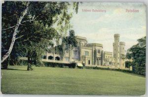 Potsdam Potsdam Schloss Babelsberg x / Potsdam /Potsdam Stadtkreis