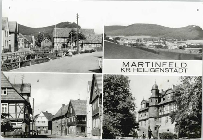 Heiligenstadt Eichsfeld Heiligenstadt Eichsfeld Martinfeld * / Heiligenstadt /Eichsfeld LKR