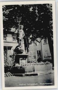 Heiligenstadt Eichsfeld Neptunbrunnen / Heiligenstadt /Eichsfeld LKR