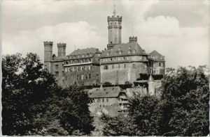 Schloss Schaumburg Balduinstein Schaumburg Schloss * / Balduinstein /Rhein-Lahn-Kreis LKR