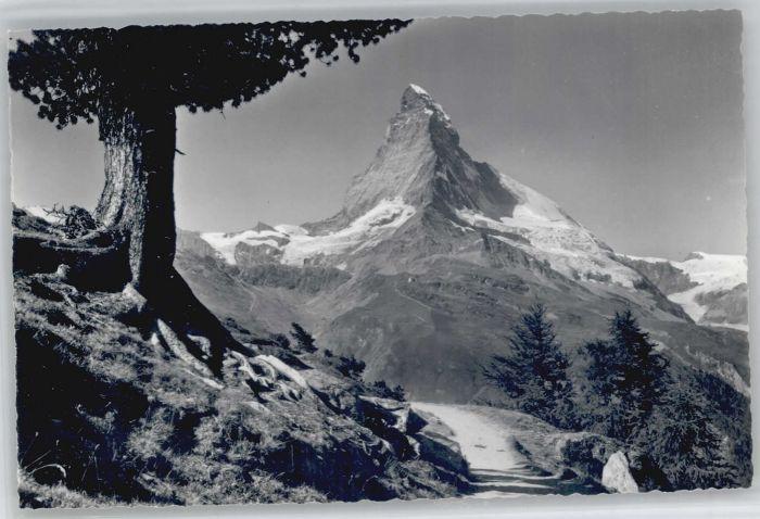 Matterhorn VS Matterhorn  * / Matterhorn /Rg. Matterhorn