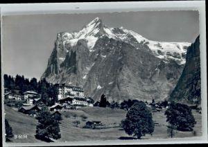 Grindelwald Grindelwald Hotel Belvedere * / Grindelwald /Bz. Interlaken