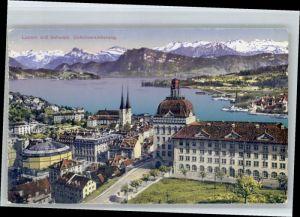 Luzern LU Luzern  * / Luzern /Bz. Luzern City