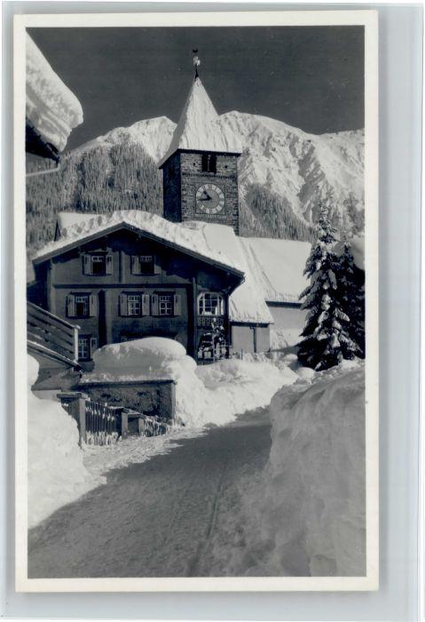 Klosters GR Klosters  * / Klosters /Bz. Praettigau-Davos