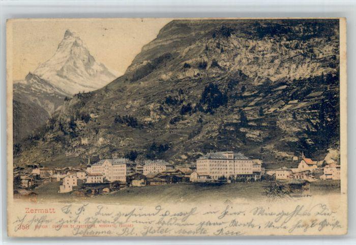 Zermatt VS Zermatt  x / Zermatt /Bz. Visp