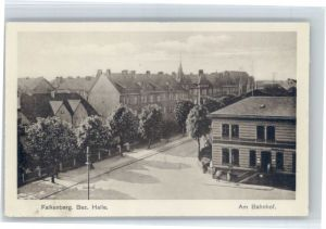Falkenberg exBz Halle  Bahnhof / Falkenberg Elster /Elbe-Elster LKR