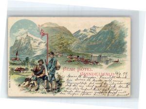 Grindelwald Grindelwald Hotel Bear x / Grindelwald /Bz. Interlaken