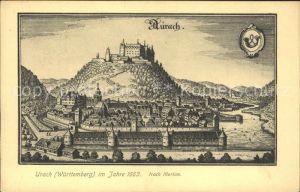 Aurach Bad Urach Nach Merian / Bad Urach /Reutlingen LKR