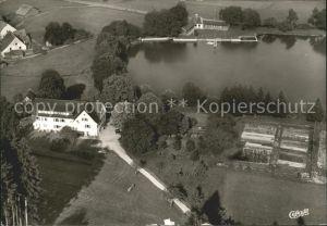 Groenenbach Bad Kneippkurheim Bad Clevers Fliegeraufnahme / Bad Groenenbach /Unterallgaeu LKR