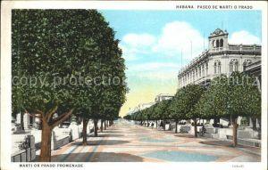 Habana Havana Paseo de Marti o Prado / Havana /