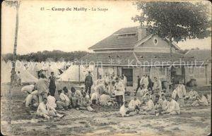 Camp de Mailly La Soupe Militaire / Mailly-le-Camp /Arrond. de Troyes