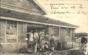 Camp de Mailly Cuisine Militaire / Mailly-le-Camp /Arrond. de Troyes