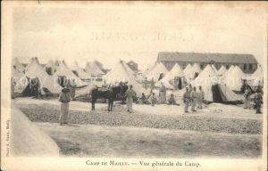 Camp de Mailly Vue generale du Camp Militaire / Mailly-le-Camp /Arrond. de Troyes