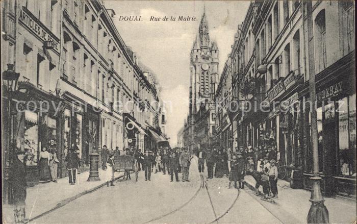 Douai Nord Rue de la Mairie / Douai /Arrond. de Douai