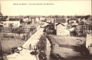 Croix de Berny Nouveau Quartier des Morteaux / La Croix de Berny /Arrond. d Antony