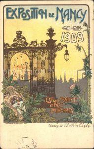Nancy Lothringen Exposition / Nancy /Arrond. de Nancy