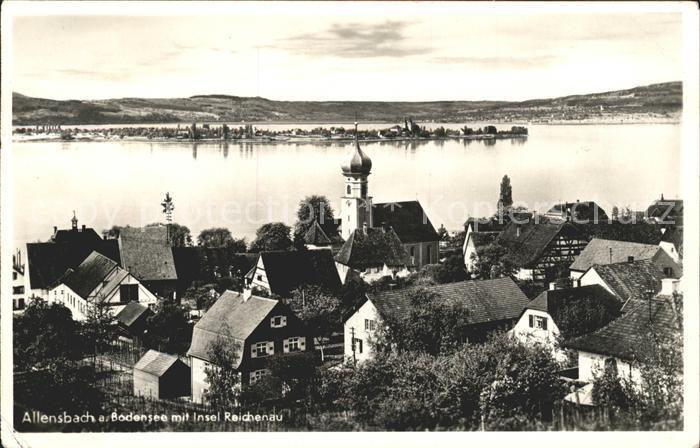 Allensbach Bodensee Bodensee Insel Reichenau / Allensbach Bodensee /Konstanz LKR