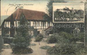 Iburg Teutoburger Wald Forsthaus Freudenthal / Hoerstel /Steinfurt LKR