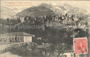 Antivari Pristan Ruines de la Forteresse / Montenegro /