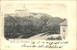 Friedland Mecklenburg  / Friedland /Mecklenburgische Seenplatte