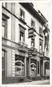Basel BS Hotel Fortuna / Basel /Bz. Basel Stadt City
