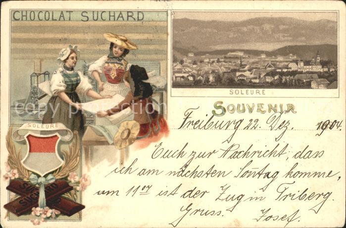 Soleure Chocolat Suchard / Solothurn /Bz. Solothurn