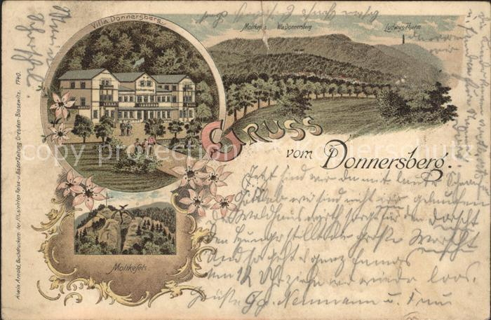 Donnersberg Villa Donnersberg / Dannenfels /Donnersbergkreis LKR