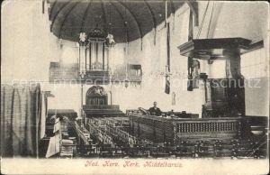 Middelharnis Kerk / Middelharnis /Goeree Overflakee