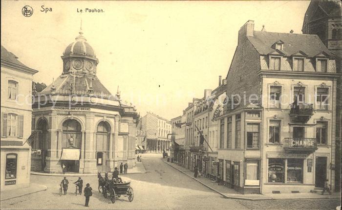 Spa Liege Le Pouhon /  /