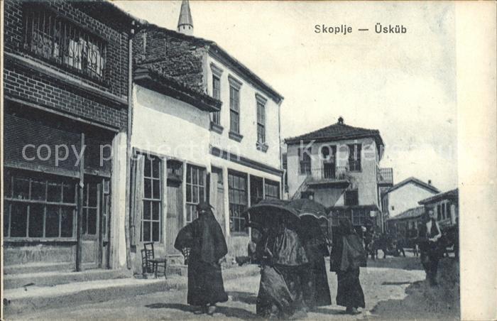 Skoplje Skopje ueskueb / ueskueb Uskub /