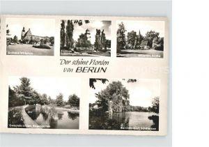 dd51102 Wittenau Frohnau Gesundbrunnen Reinickendorf / Berlin /Berlin Stadtkreis