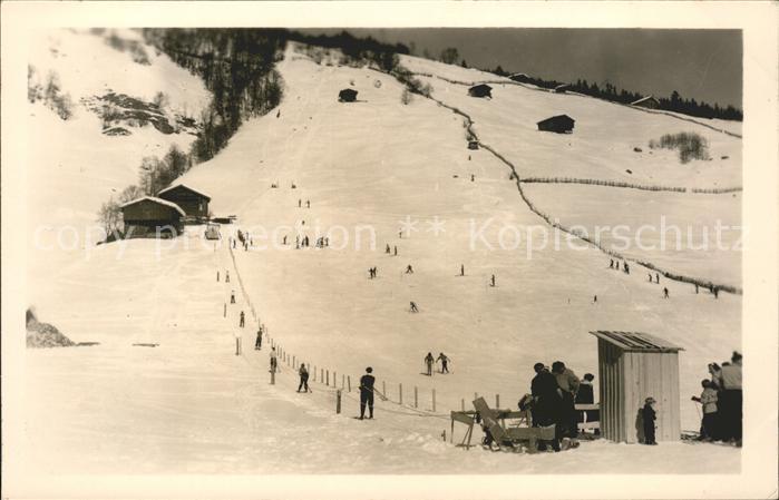 Stubaier Alpen Skigebiet Wintersportplatz