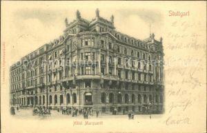 Stuttgart Hotel Marquardt Kat. Stuttgart