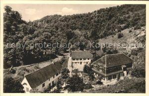 Lautern Blaustein Gasthaus zum Lamm  Kat. Blaustein