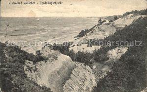 Rauschen Ostseebad Cordollingschlucht / Swetlogorsk /Ostpreussen