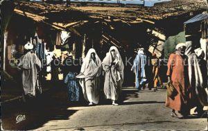 Marrakesch Marrakech Scenes et Types Kat. Marokko