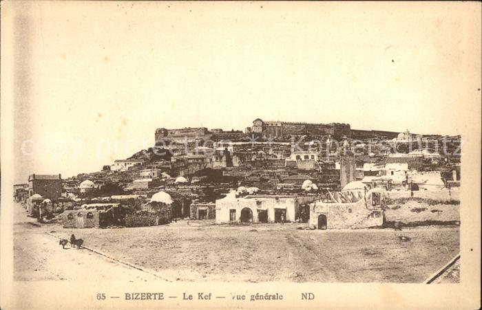 Bizerte Kef  Kat. Tunesien