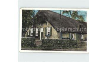 Staphorst Oud Boerenhuis Kat. Staphorst