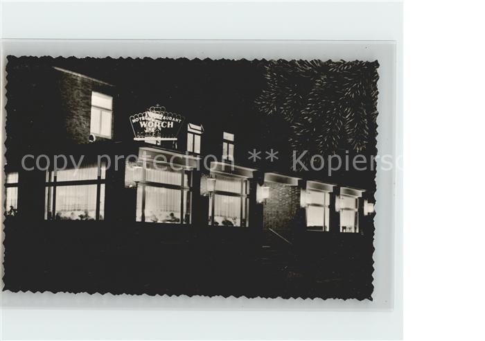 Juist Nordseebad Hotel Haus Worch / Juist /Aurich LKR
