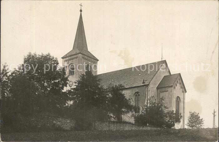 Voigtsdorf Erzgebirge Kirche Kat. Dorfchemnitz Sayda