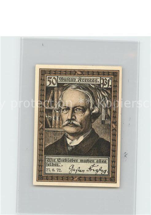 Siebleben Gotha 50 Pfennig