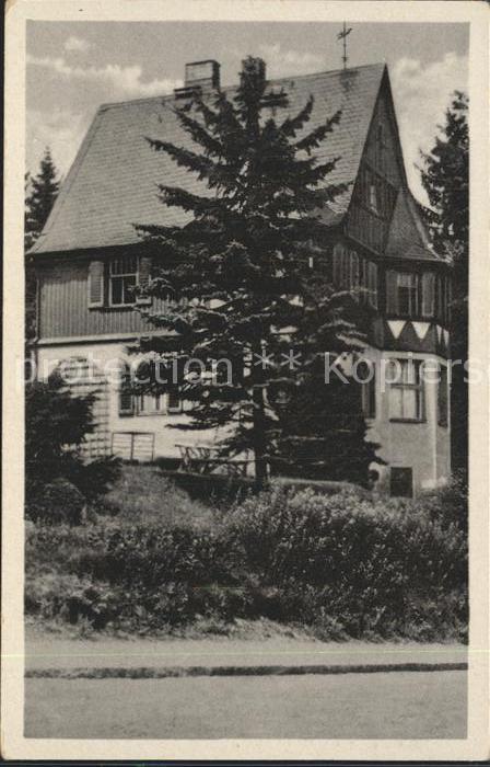 Oberbaerenburg Haus Waldfrieden /  /