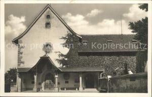 Luzern LU Kapuzinerkirche Wesemlin Kat. Luzern