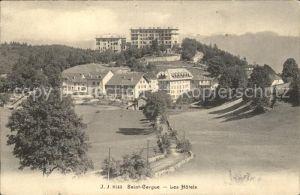 Saint Cergue VD Les Hotels Alpes