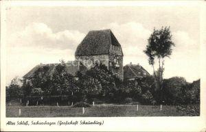 Schaumburg Rinteln Altes Schloss Sachsenhagen / Rinteln /Schaumburg LKR