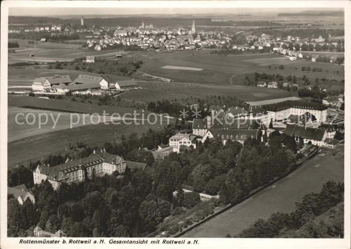 Rottenmuenster Rottweil Panorama