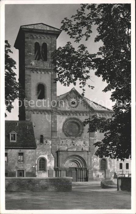 Worms Rhein Martinskirche