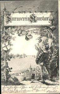 Konstanz Bodensee Turnverein Konstanz Kat. Konstanz