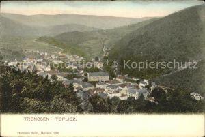 Trencianske Teplice Trencsen-Teplicz / Trencianske Teplice /Trencin
