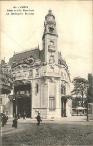 Nancy Lothringen Hotel de l'Est Republicain / Nancy /Arrond. de Nancy
